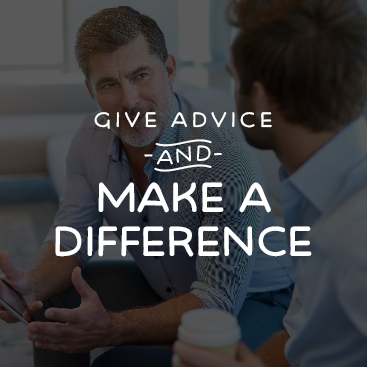 How to Give Advice and Make a Difference in People's Lives