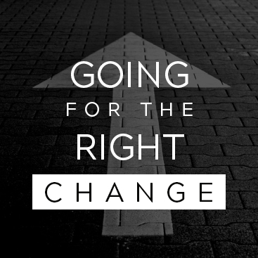 How Do We Know When a Change is Right For Us?