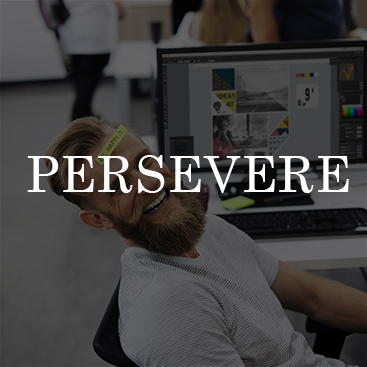 Persevere in Business for Faster Success