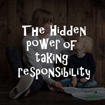 The Hidden Power of Taking Responsibility