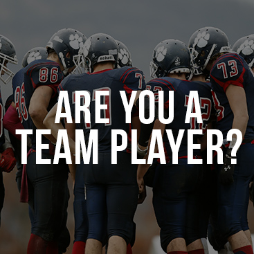 Are You a Team Player or a Lone Wolf