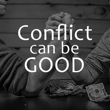 How Conflict Can Benefit Relationships