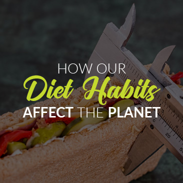 How Our Diet Habits Affect the Planet