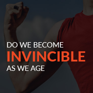 Do We Become 'Invisible' As We Age