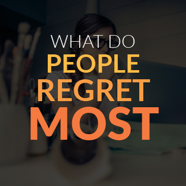 What Do People Regret Most