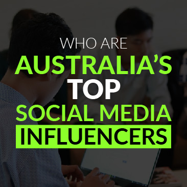 Who Are Australia's Top Social Media Influencers