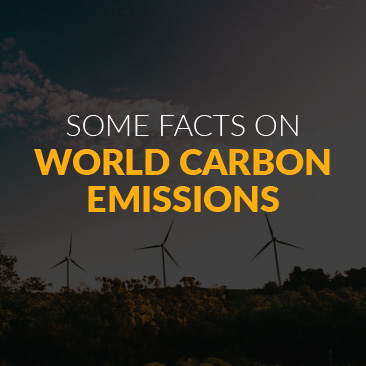 Some Facts on World Carbon Emissions